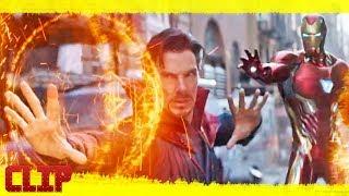 "Avengers: Infinity War (2018) Marvel Tv Spot ""Super Bowl"" Subtitulado"