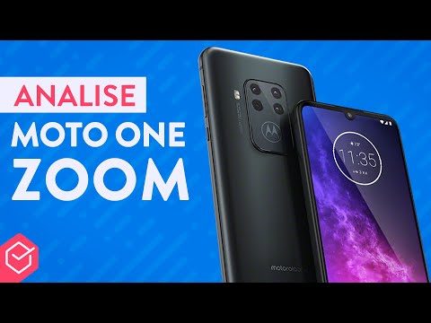 MOTOROLA ONE ZOOM vale a pena?? | Análise / Review Completo
