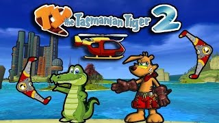 INFRARANG !!!!! (TY the Tasmanian Tiger 2 #5)
