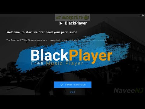 BlackPlayer - New Music Player Worth Installing [Android]