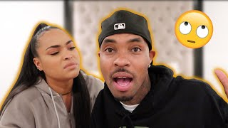 I NEVER KNEW SHE FELT THIS WAY!! | HEATHER AND TRELL