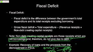 Economics Fiscal Policy 1.2