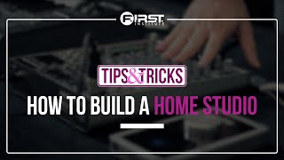How to Build a Home Studio or Project Studio | Recording Arts