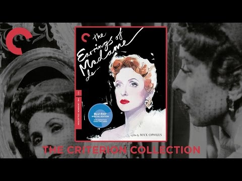 The Earrings of Madame De… (1953) | The Criterion Collection Blu-ray Digipack | Max Ophüls