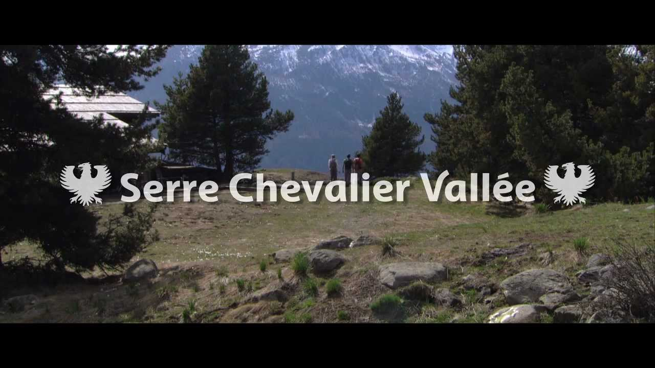 Serre Chevalier été - La vallée de tous les d-tours