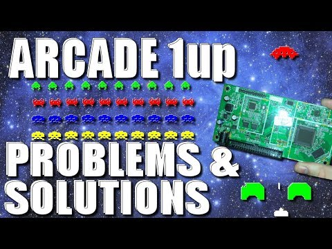 Arcade 1Up Problems & Solutions