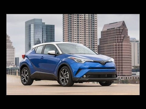 2018 Toyota C-HR : Review