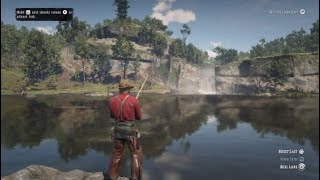 Legendary Perch Red Dead Redemption 2