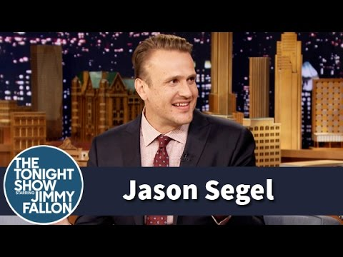Jason Segel Hit Himself with His Own Car
