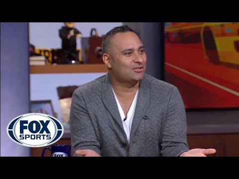 Russell Peters Talks UFC, Boxing, & Mike Tyson on Crowd Goes Wild