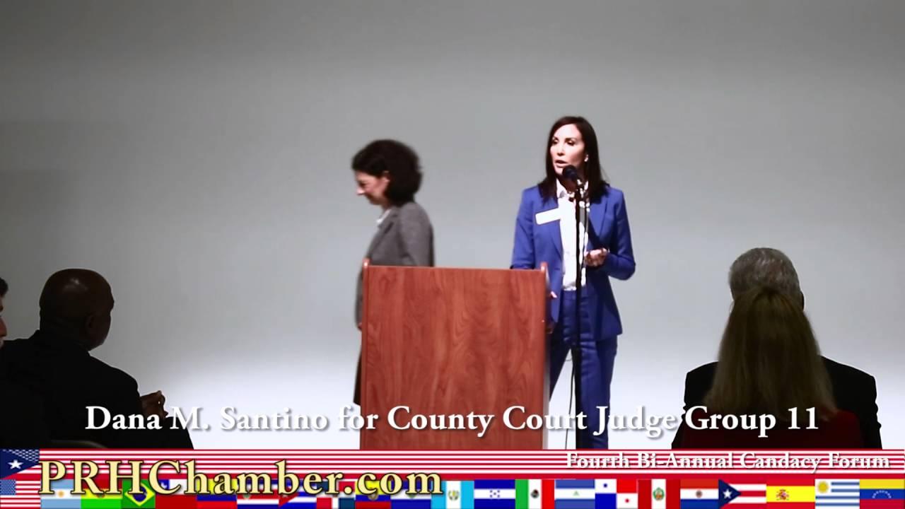 Dana Marie Santino For Palm Beach County Judge