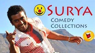 Surya | Surya Comedy Scenes Special | Surya Comedy | Aadhavan Comedy Scenes | Ayan Comedy Scenes