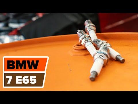 How to replacespark plug onBMW 7 E65TUTORIAL | AUTODOC