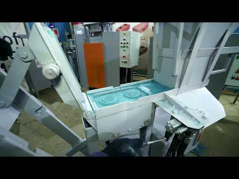 Линия МИНИ для лего кирпича на базе 13 тонного пресса ПТМ-13