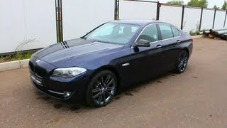 2012 Bmw 528i M Sport Start Up Engine And In Depth Tour Youtube