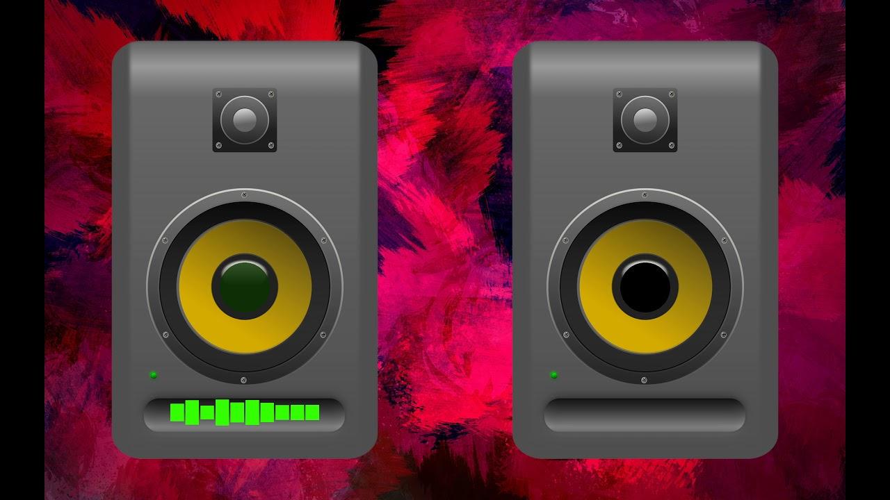 Stereo Speaker Test: Left and Right