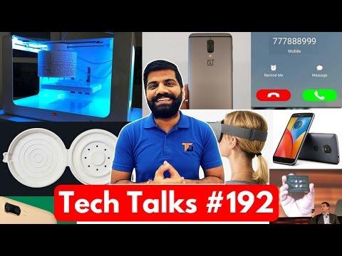 Tech Talks #192 - 777888999 Blast, AMD 16 Cores, OPPO R11, Oneplus 5, iPhone India, Google I/O 2017