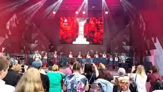 9 мая 2019 в Измайлово Фольклорный ансамбль