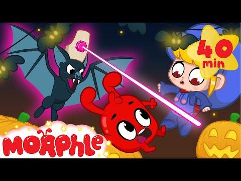 HALLOWEEN BATS! - My Magic Pet Morphle   Cartoons For Kids   Morphle TV   BRAND NEW