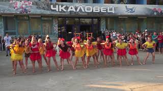 Dance Battle 2 тур   21 отряд