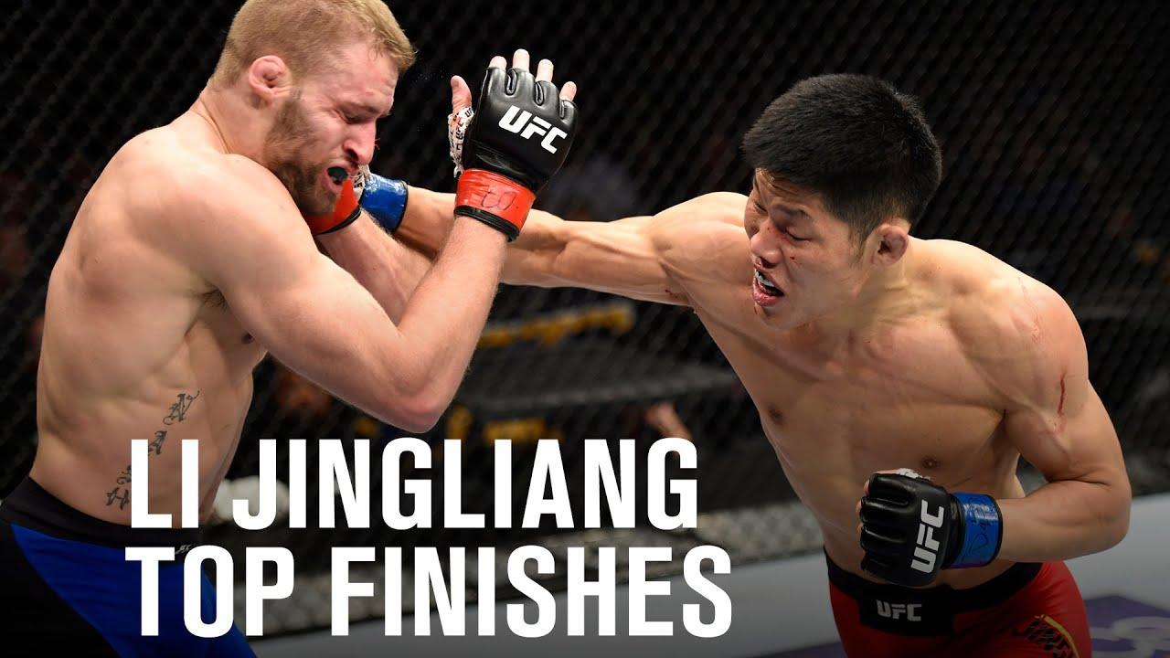 Top Finishes: Li Jingliang