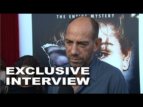 Twin Peaks: Fire Walk With Me: All The Pieces Premiere: Miguel Ferrer Exclusive Interview