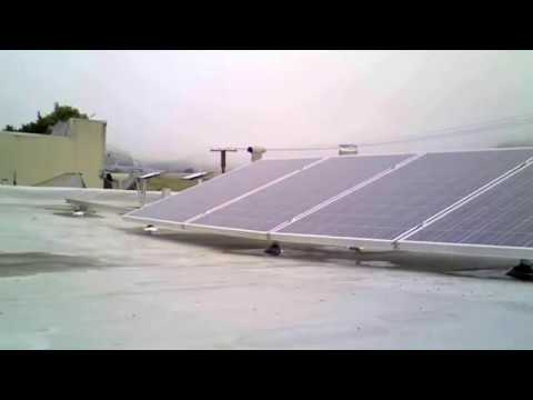 Solar Panel Installation in SF