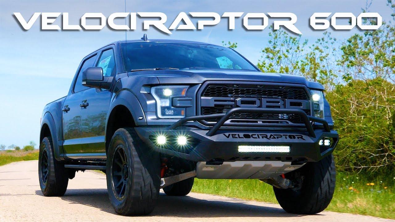2019 Hennessey Velociraptor 600 Road Testing Youtube