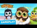 Hatch & Play with Baby Birds! Baby Animal Hair Salon 3 Gameplay | TutoTOONS Cartoons & Kids Games