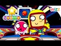 Planet Cosmo - Sing-Along Planet Songs | Full Episodes | Wizz | Cartoons for Kids