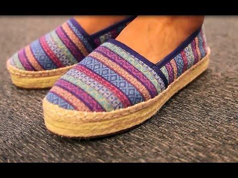 Alpargatas de plataforma bbbShoes 2016,08,23