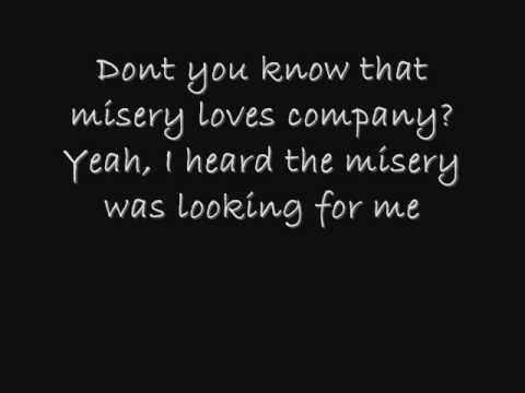 Good Charlotte - Misery Lyrics