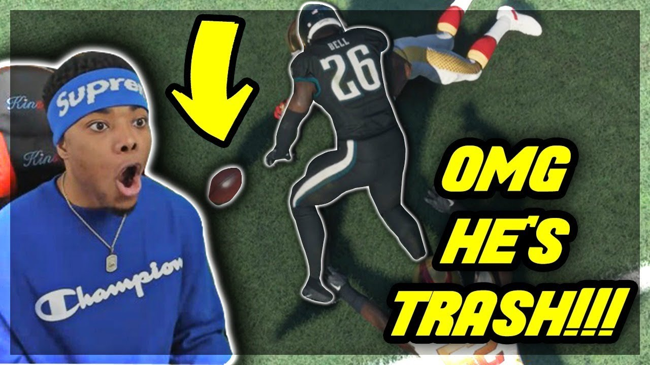 NOW I'M MAD 👿 99 Le'Veon Bell KEEP FUMBLING! | God Squad #67 | Madden 18 Ultimate Team