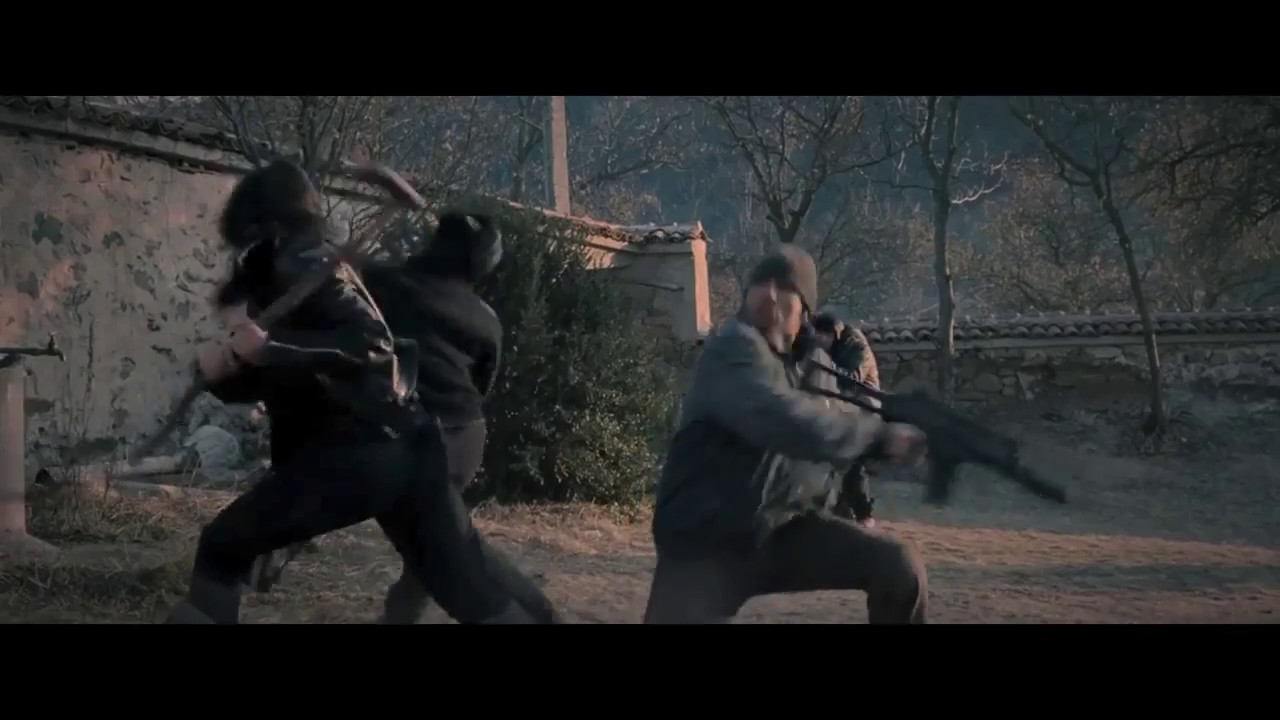 the expendables 2: yu nan fights - youtube