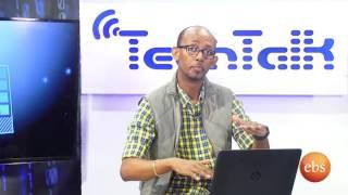 Mobile Telecommunications Technology Explained  - TechTalk with Solomon Season 07 Episode 03,Part 02