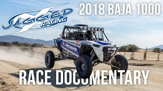 Jagged X Racing - 2018 Baja 1000 Documentary