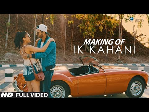 Making of IK Kahani | Gajendra Verma | Vikram Singh | Ft. Halina K | T-Series