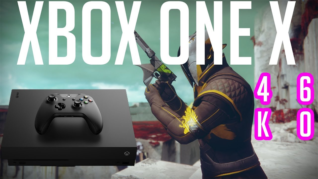 destiny 2 xbox one x 4k 60fps gameplay youtube. Black Bedroom Furniture Sets. Home Design Ideas