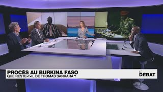 Procès au Burkina Faso : que reste-t-il de Thomas Sankara ? • FRANCE 24