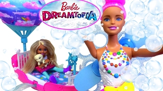 Barbie Dreamtopia Bubbletastic Fairy Barbie Dreamtopia Magical Dreamboat - Kids' Toys
