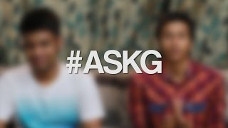 #ASKG v1 - GF/Crush, Inspirations, Learning Guitar, Starting YouTube (ft. KDCloudy)