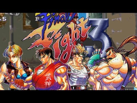 Final Fight 3 -LOOTS