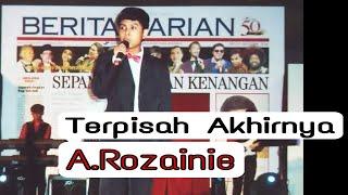 Terpisah Akhirnya - A.Rozainie