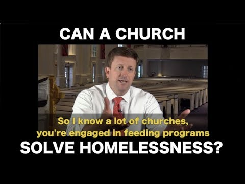 Can a Church Solve Homelessness?