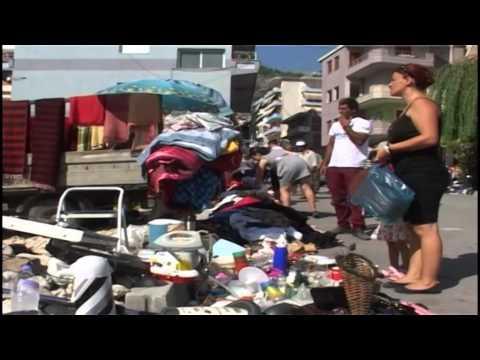 Tregjet në Gjirokastër. Revoltohen tregtarët romë për pagesën e taksave