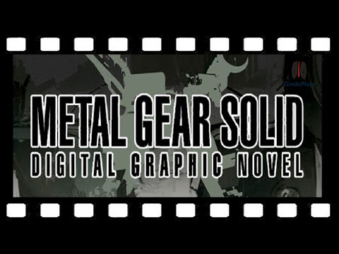 Metal Gear Solid Graphic Novel Film Completo In Italiano 1080p
