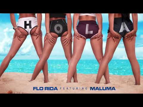Flo Rida - Hola feat. Maluma (Official Audio)