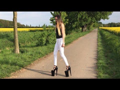5a78668d5 Lara 25cm 15 cm High Heels test platform extreme part 3 10
