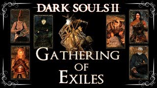 Dark Souls 2 - Gathering of Exiles Achievement/Trophy (Increase the population of Majula)
