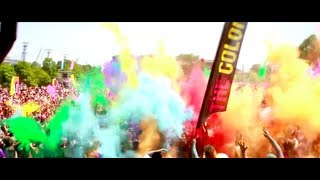 THE COLOR RUN™ - The Global 5k Phenomenon!